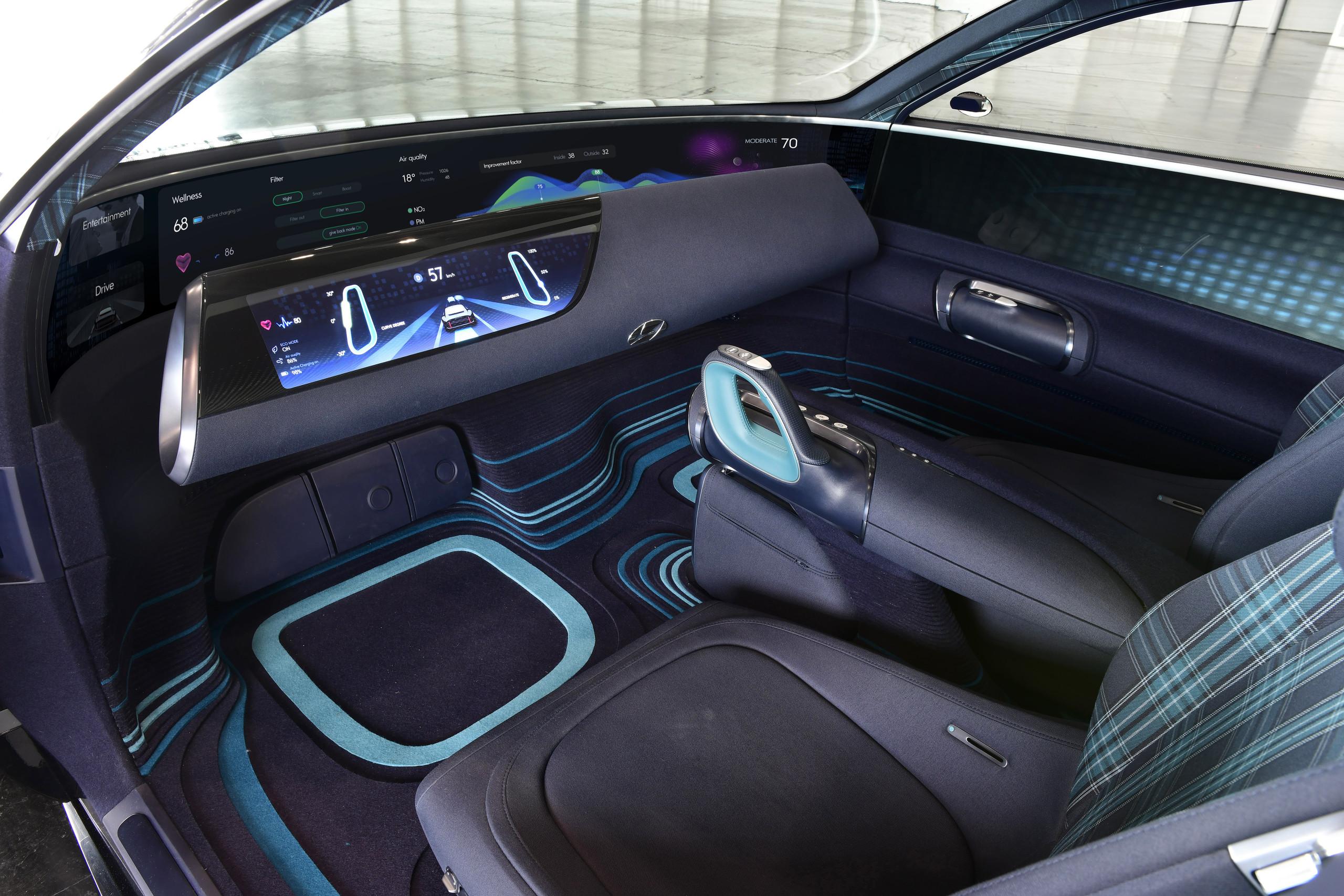 Foto de Hyundai Prophecy EV (13/15)