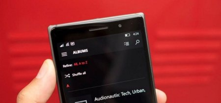 Groove Música mejora sus funciones sociales y gestión de datos en Windows 10 Mobile