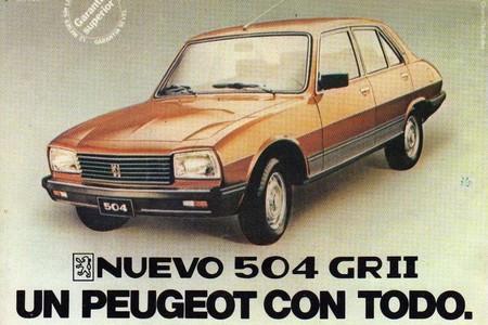 Peugeot Type 504