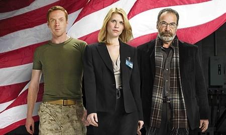 'Homeland', la serie del momento