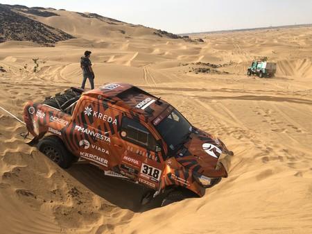 Juknevicius Dakar 2020
