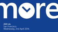 Nokia anuncia un evento sobre Lumia para el 2 de abril, el primer día de Build 2014