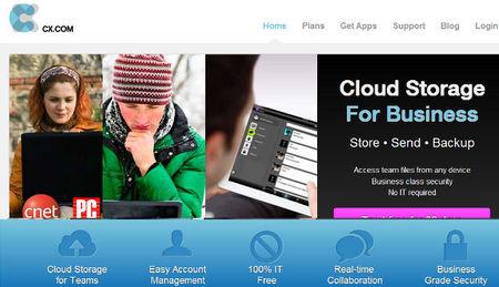 cx.com saca planes de almacenamiento para empresas