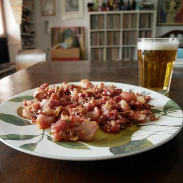 Oreja a la plancha: receta de la tradicional tapa madrileña