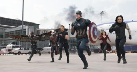 'Capitán América: Civil War', primer tráiler y carteles de la guerra de superhéroes de Marvel