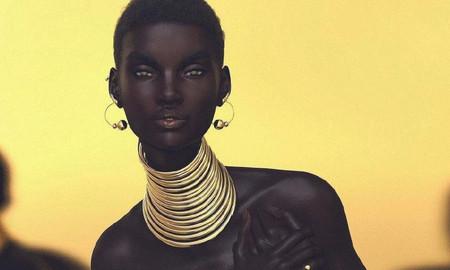 Hombre blanco cincela mujer negra: la controversia racista del creador de la primera modelo virtual
