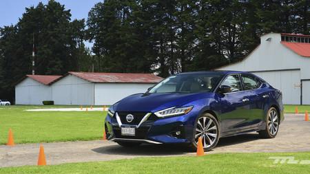 Nissan Maxima 2019, a prueba: así quiere jugar Nissan en las grandes ligas