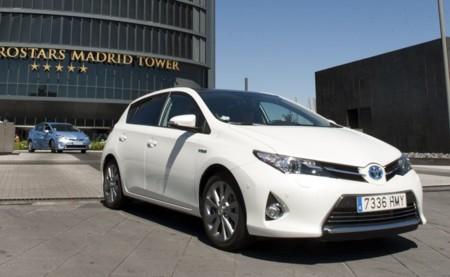 Toyota Auris Híbrido Madrid