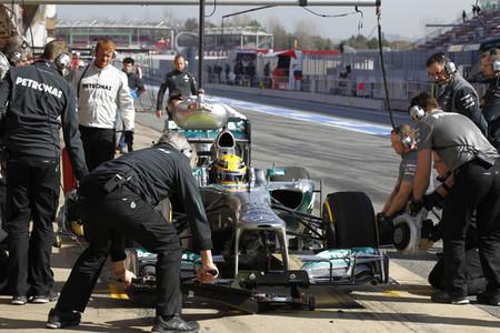 La FIA confirma los cambios en el pit-lane