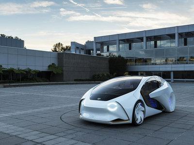 Inteligencia Artificial a lo Disney, así es el Toyota Concept-i