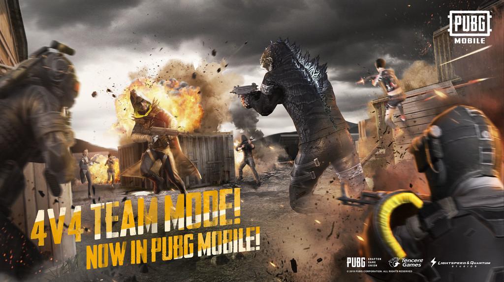 PUBG Mobile vuelve a desmarcarse con 50 millones de usuarios al día y presenta un modo de muerte por equipos