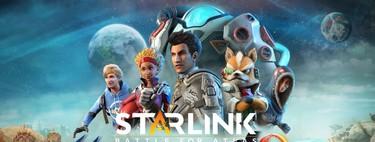 Hemos jugado a Starlink: Battle for Atlas, el Star Fox que me hubiera gustado ver en Wii U