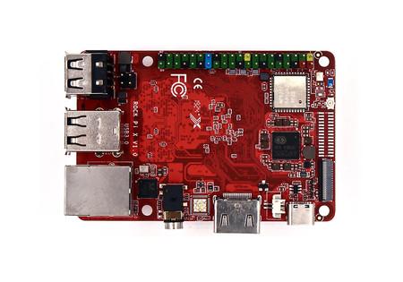 ROCK Pi X es el miniPC tipo Raspberry Pi en el que podrás usar Windows 10, y cuesta 39 dólares