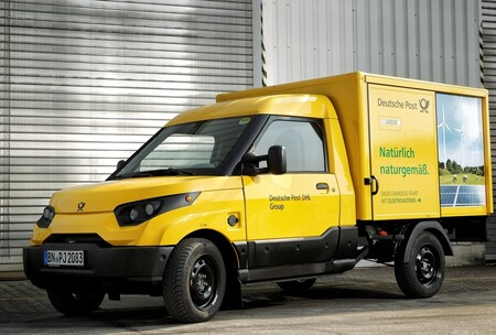DHL camiones eléctricos