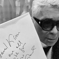 Karl Lagerfeld le da a Kim Kardashian la de cal y la de arena sobre su asalto en París