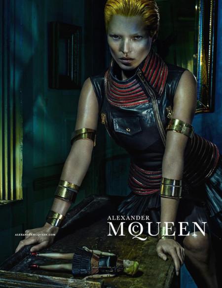 Alexander McQueen verano 2014