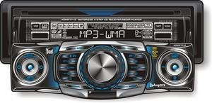XDMR7710 Auto Receiver, compatible con PlaysForSure