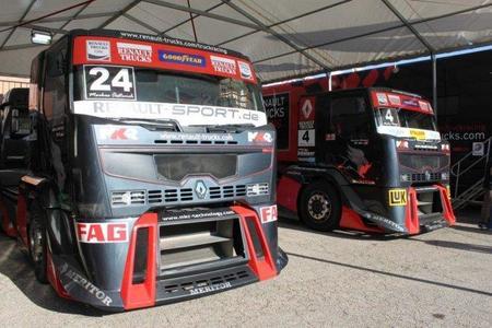 XXIV Gran Premio Camión de España. Viernes de paddock