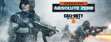 Black Ops 4 recibe la  Operation Absolute Zero, su mayor actualización desde el lanzamiento. Esto es lo que incluye