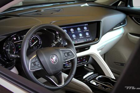 Buick Envision Avenir 2021 Prueba De Manejo Opiniones 60