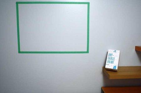 Ideapaint, pintura para crear una pizarra en la pared