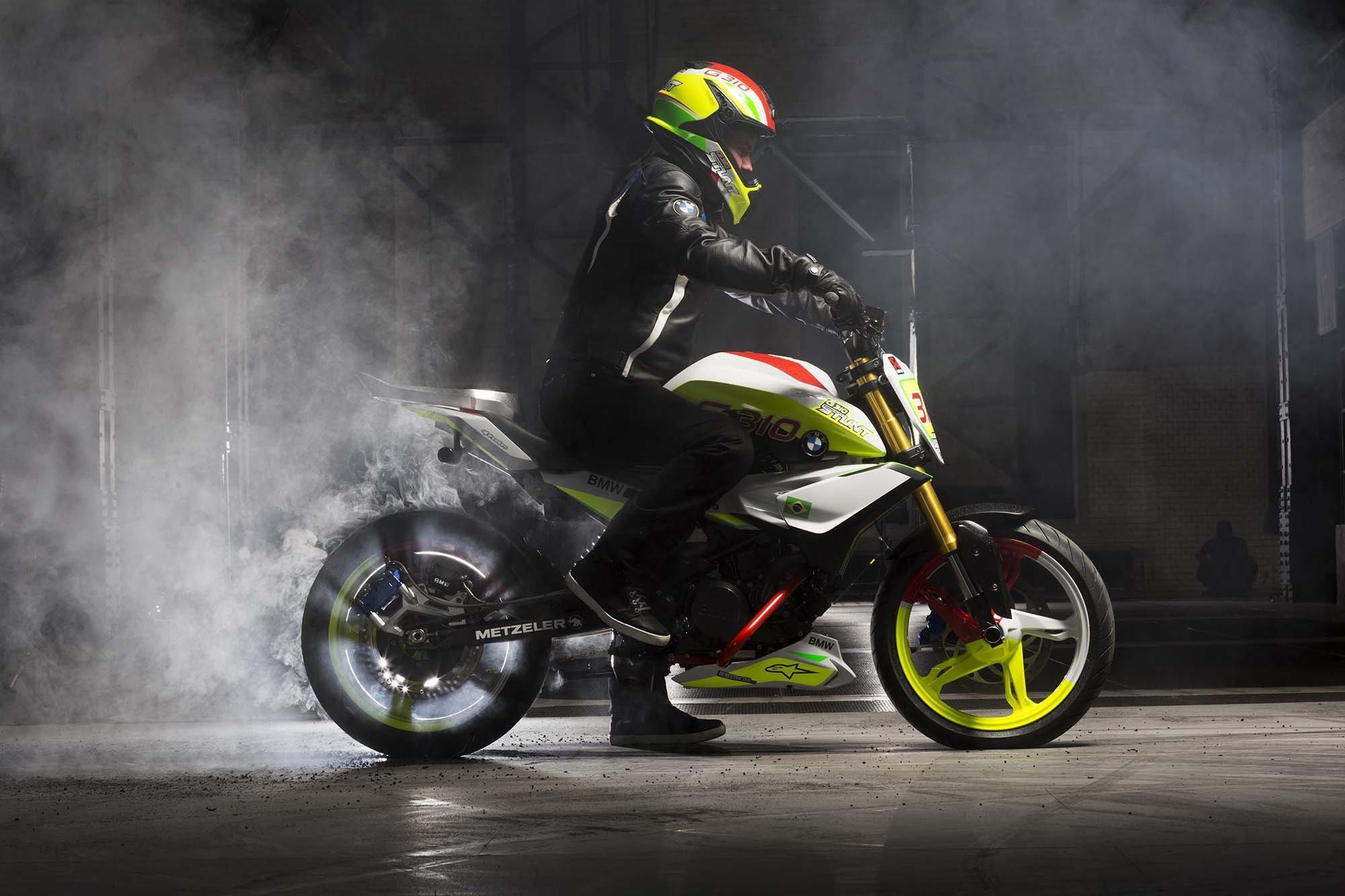Foto de BMW Concept Stunt G 310 (14/36)