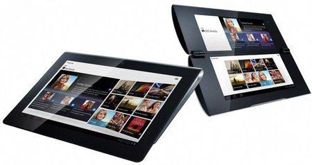 Sony S y Sony P, la apuesta de Sony en tablets con Android