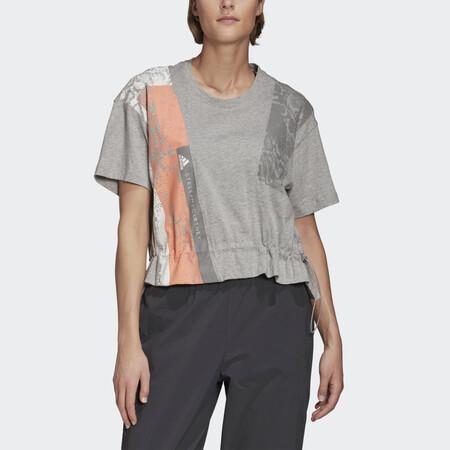 Camiseta Graphic Gris Fk9690 21 Model