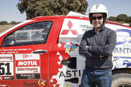Mitsubishi Eclipse Cross Proto Dakar