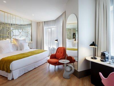 Jaime Hayón diseña el nuevo y flamante hotel  Barceló Torre de Madrid