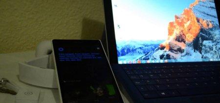"""""""Hey, Cortana"""", la activación por voz de Lumia Denim se deja ver por primera vez en vídeo"""