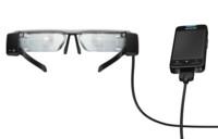 Epson Moverio BT-200: realidad aumentada en mejor formato