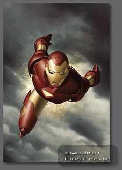Ya hay fecha para 'Iron Man'