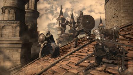 Dark Souls III ampliará este mes su modo PvP con dos nuevas arenas