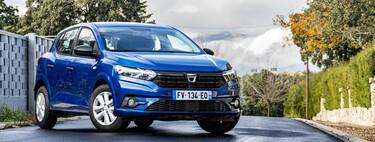 Si quieres un Dacia Sandero totalmente nuevo, aprovecha estas ofertas por poco más de 10.000 euros