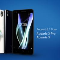 Los bq Aquaris X y Aquaris X Pro reciben la actualización a Android 8.1 Oreo