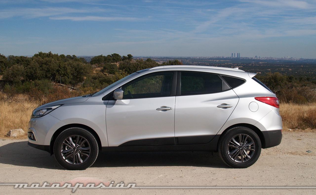 Foto de Hyundai ix35  (miniprueba en Madrid) (1/23)
