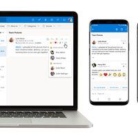 Microsoft anuncia nuevas funciones para Outlook en iOS y Android: reacciones, comandos de voz y más