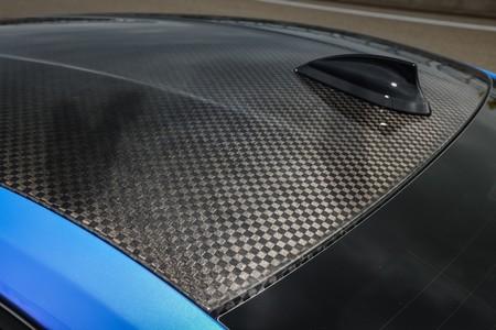 BMW M2 CS Prueba techo carbono