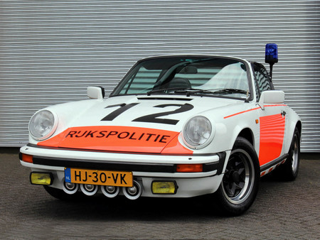 Porsche 911 Sc 3 0 Targa Rijkspolitie