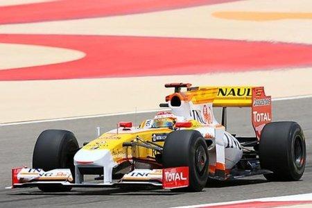 Los R29 no llevarán KERS en Barcelona ni en Mónaco