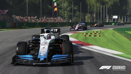 La Fórmula 1 vuelve este fin de semana al F1 2019 con la participación de cinco pilotos actuales y en directo