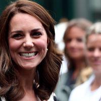 Kate Middleton se pone flamenca en su último look y estrena peinado