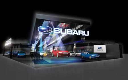 Subaru estará en el Salón de Tokio con tres interesantes prototipos
