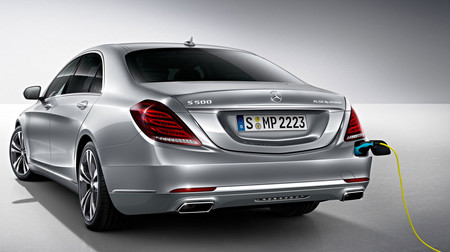 Mercedes S500 PHEV