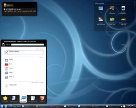 KDE 4.2 beta ya disponible