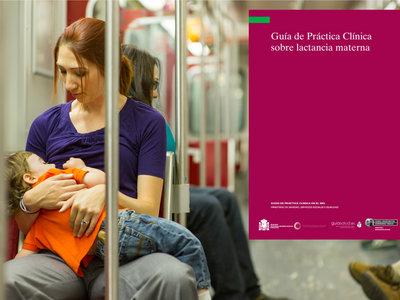 Ya no hay excusa: el Ministerio de Sanidad publica la Guía de Práctica clínica sobre lactancia materna