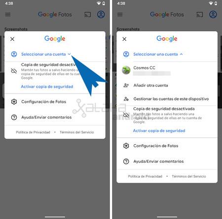 Google Fotos Con Cuenta