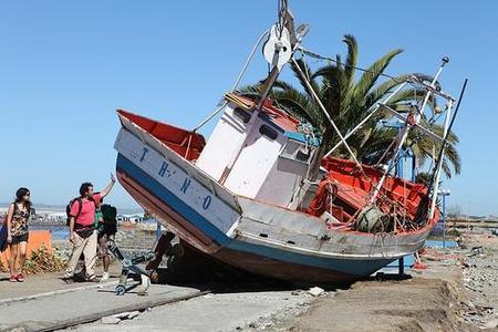 Tour Tsunami: recorrido por las zonas afectadas por el terremoto en Chile