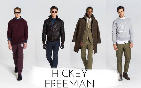 Hickey Freeman New York Fashion Week Trendencias Hombre